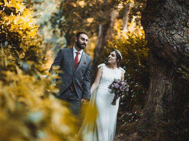La boda de Diego y Rocio en Salas, Asturias 55