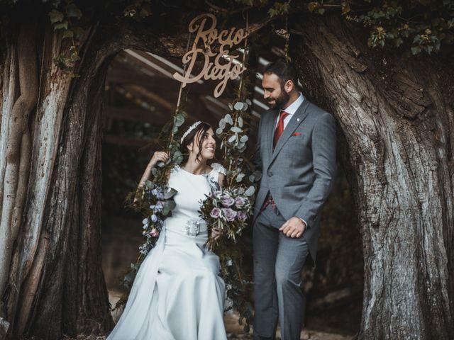 La boda de Diego y Rocio en Salas, Asturias 58