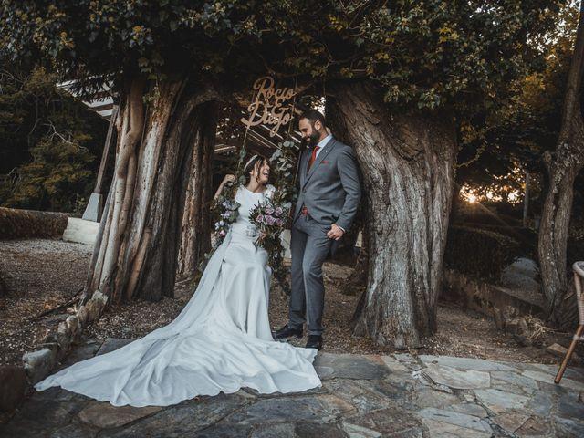 La boda de Diego y Rocio en Salas, Asturias 59