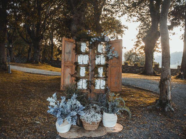 La boda de Diego y Rocio en Salas, Asturias 61