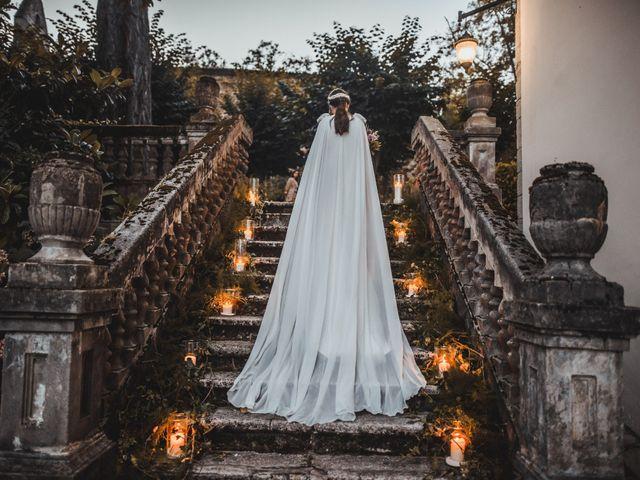 La boda de Diego y Rocio en Salas, Asturias 65