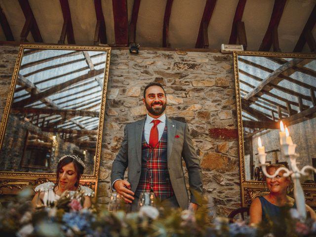 La boda de Diego y Rocio en Salas, Asturias 70