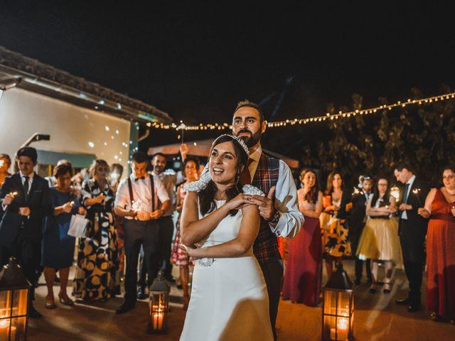 La boda de Diego y Rocio en Salas, Asturias 71
