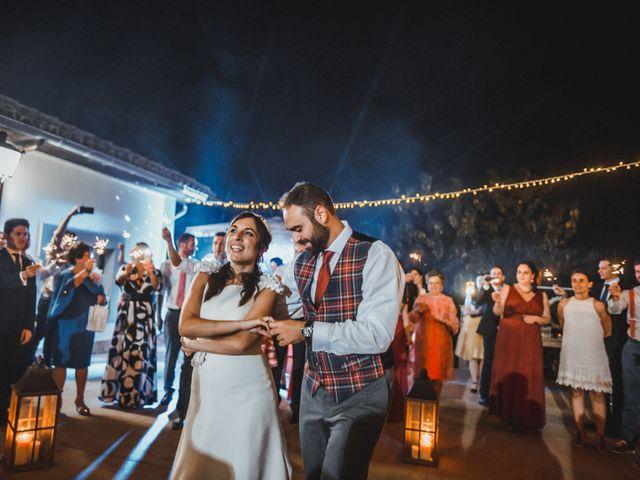 La boda de Diego y Rocio en Salas, Asturias 72
