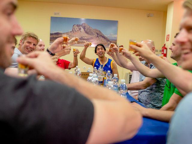 La boda de Jeroen y Nicky en La Joya Nogales, Málaga 17