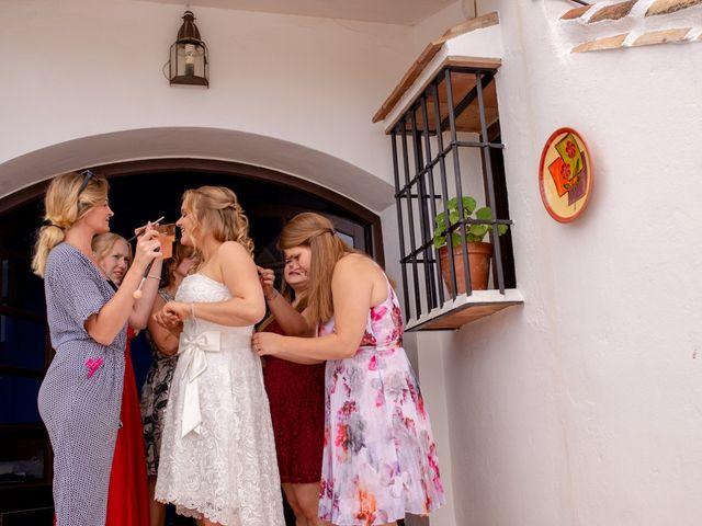 La boda de Jeroen y Nicky en La Joya Nogales, Málaga 32