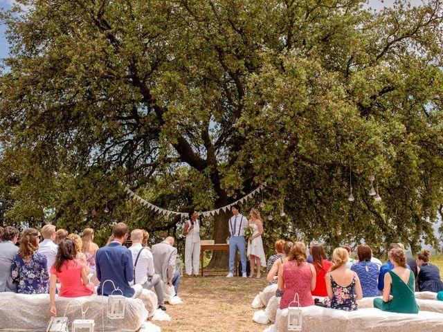 La boda de Jeroen y Nicky en La Joya Nogales, Málaga 1