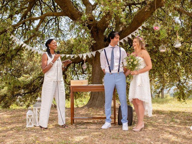 La boda de Jeroen y Nicky en La Joya Nogales, Málaga 41