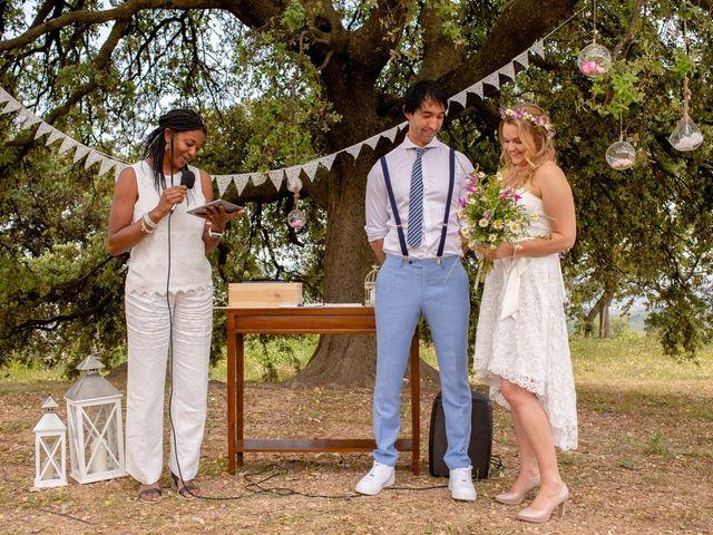 La boda de Jeroen y Nicky en La Joya Nogales, Málaga 43