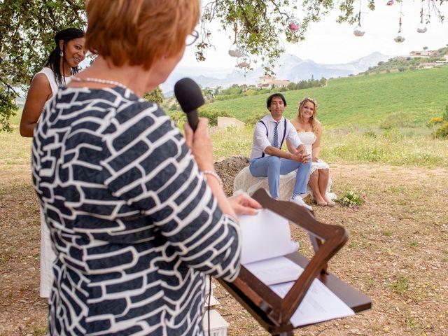 La boda de Jeroen y Nicky en La Joya Nogales, Málaga 44