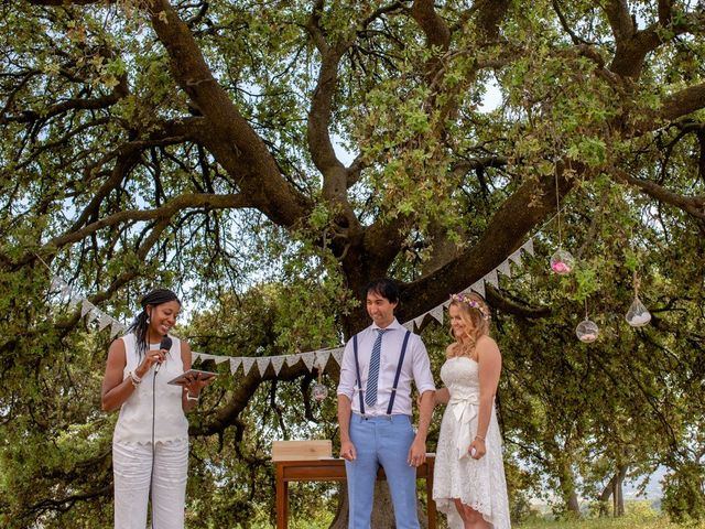 La boda de Jeroen y Nicky en La Joya Nogales, Málaga 49