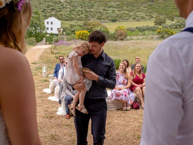 La boda de Jeroen y Nicky en La Joya Nogales, Málaga 51