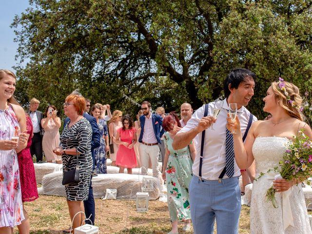 La boda de Jeroen y Nicky en La Joya Nogales, Málaga 57