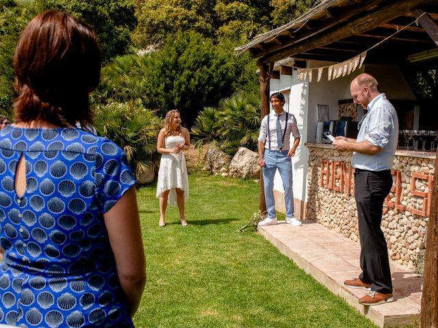 La boda de Jeroen y Nicky en La Joya Nogales, Málaga 60