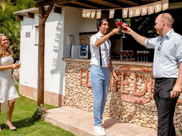 La boda de Jeroen y Nicky en La Joya Nogales, Málaga 61