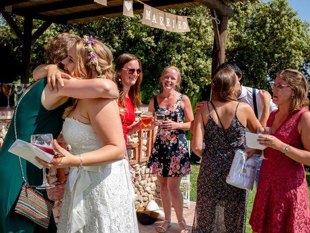La boda de Jeroen y Nicky en La Joya Nogales, Málaga 62