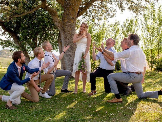 La boda de Jeroen y Nicky en La Joya Nogales, Málaga 66