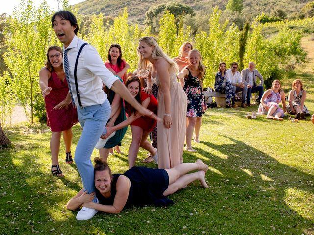 La boda de Jeroen y Nicky en La Joya Nogales, Málaga 68