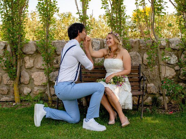 La boda de Jeroen y Nicky en La Joya Nogales, Málaga 75