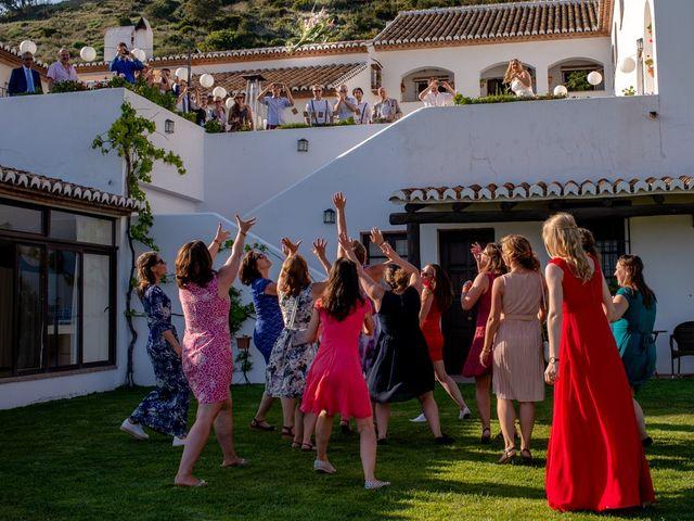 La boda de Jeroen y Nicky en La Joya Nogales, Málaga 78