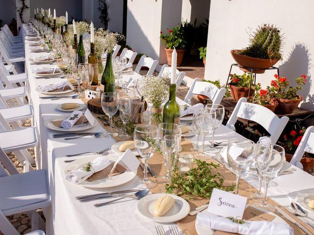 La boda de Jeroen y Nicky en La Joya Nogales, Málaga 80
