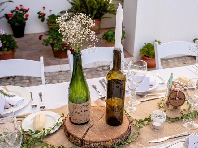 La boda de Jeroen y Nicky en La Joya Nogales, Málaga 81