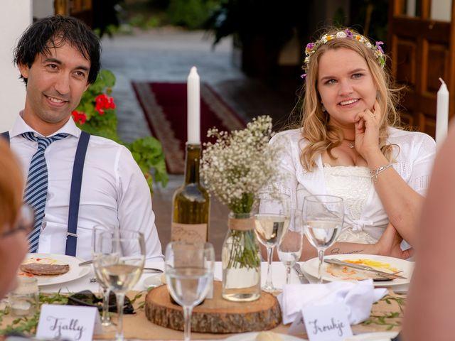 La boda de Jeroen y Nicky en La Joya Nogales, Málaga 88