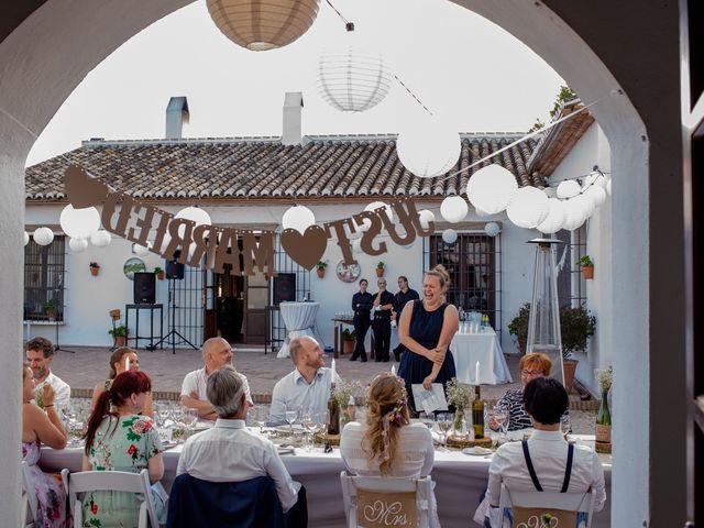La boda de Jeroen y Nicky en La Joya Nogales, Málaga 90