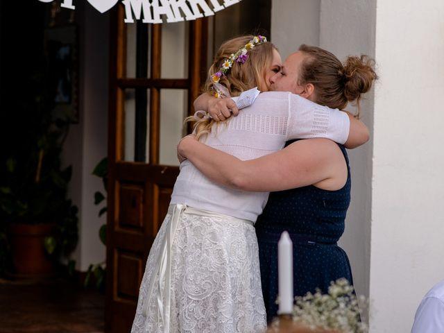 La boda de Jeroen y Nicky en La Joya Nogales, Málaga 91