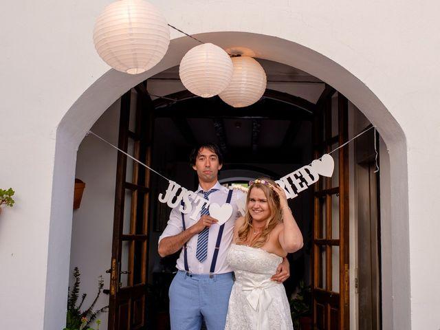 La boda de Jeroen y Nicky en La Joya Nogales, Málaga 96