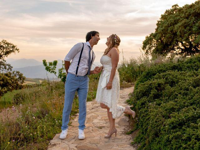 La boda de Jeroen y Nicky en La Joya Nogales, Málaga 101