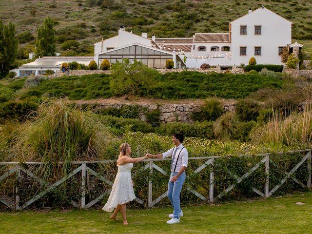 La boda de Jeroen y Nicky en La Joya Nogales, Málaga 102