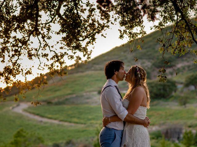 La boda de Jeroen y Nicky en La Joya Nogales, Málaga 103
