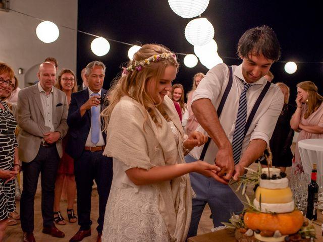 La boda de Jeroen y Nicky en La Joya Nogales, Málaga 110