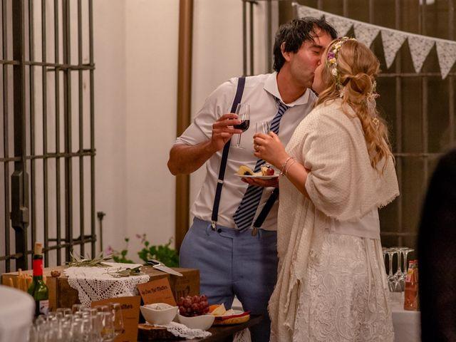 La boda de Jeroen y Nicky en La Joya Nogales, Málaga 111