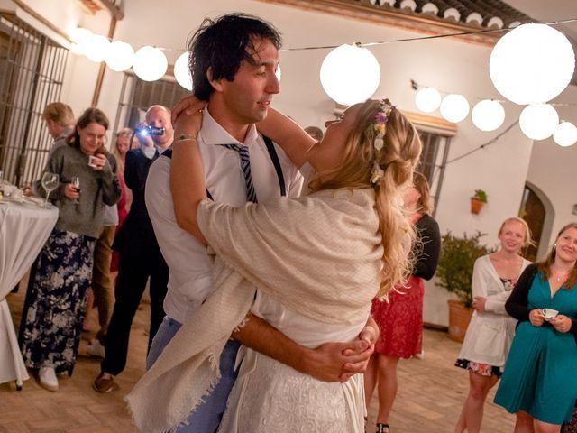 La boda de Jeroen y Nicky en La Joya Nogales, Málaga 115