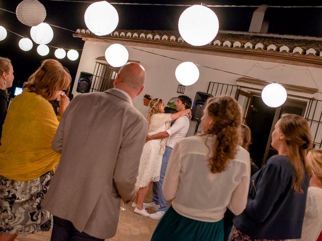 La boda de Jeroen y Nicky en La Joya Nogales, Málaga 116