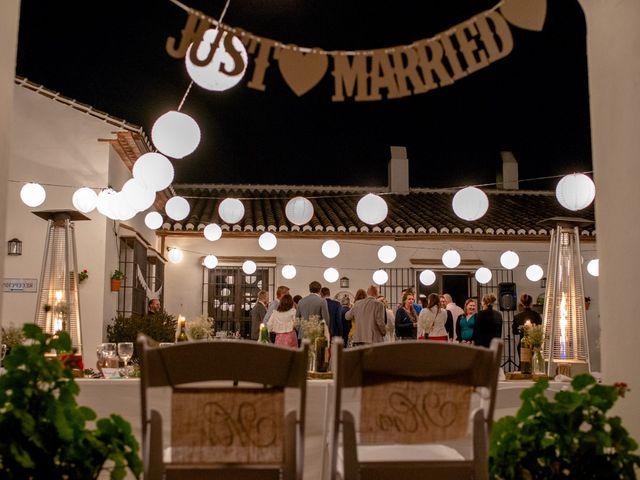 La boda de Jeroen y Nicky en La Joya Nogales, Málaga 117