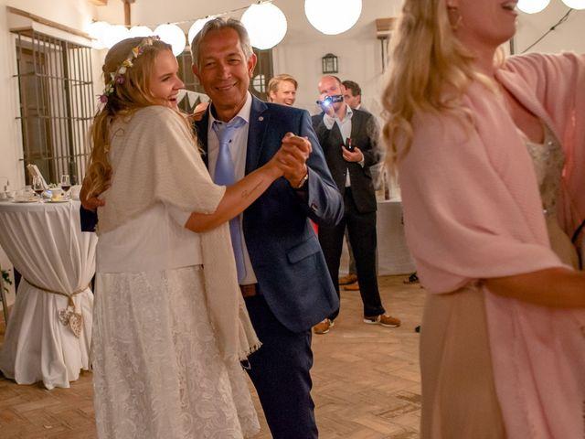 La boda de Jeroen y Nicky en La Joya Nogales, Málaga 124