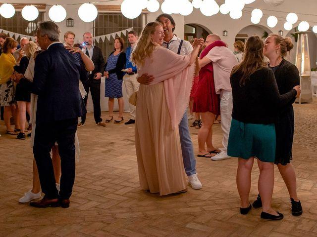 La boda de Jeroen y Nicky en La Joya Nogales, Málaga 127