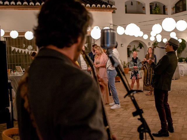 La boda de Jeroen y Nicky en La Joya Nogales, Málaga 130