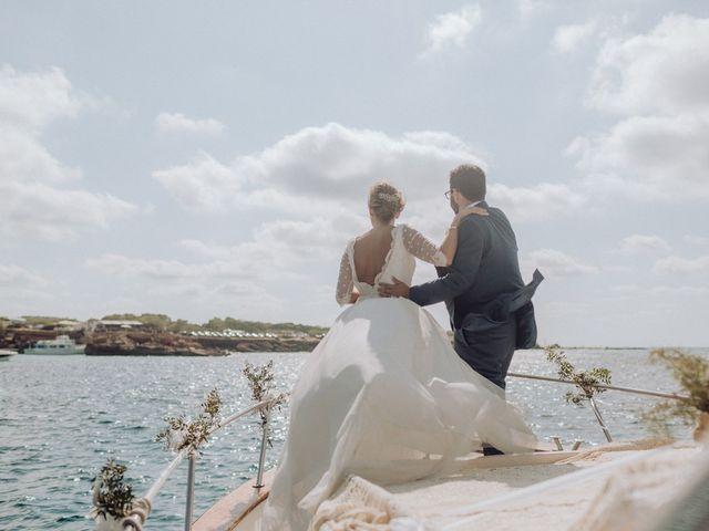 La boda de Jaume y Estefanía en Cala Conta, Islas Baleares 5