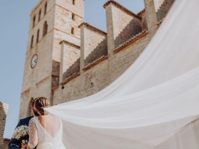 La boda de Jaume y Estefanía en Cala Conta, Islas Baleares 8