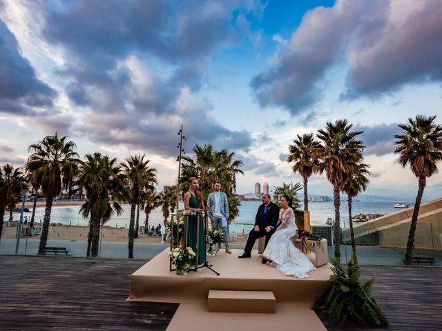 La boda de Àngel y Marya en Barcelona, Barcelona 76
