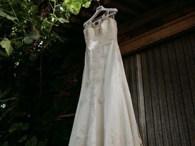 La boda de Marcos y Vanessa en Oseira, Orense 11