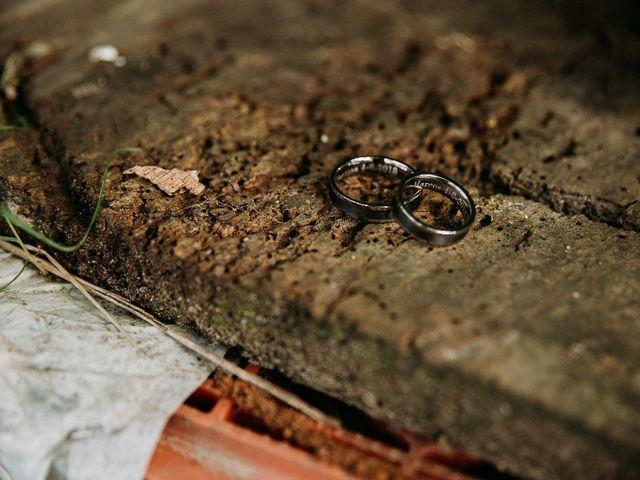 La boda de Marcos y Vanessa en Oseira, Orense 16