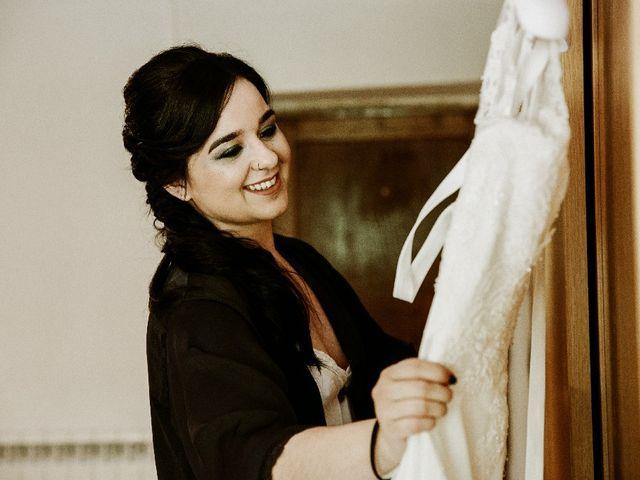 La boda de Marcos y Vanessa en Oseira, Orense 18