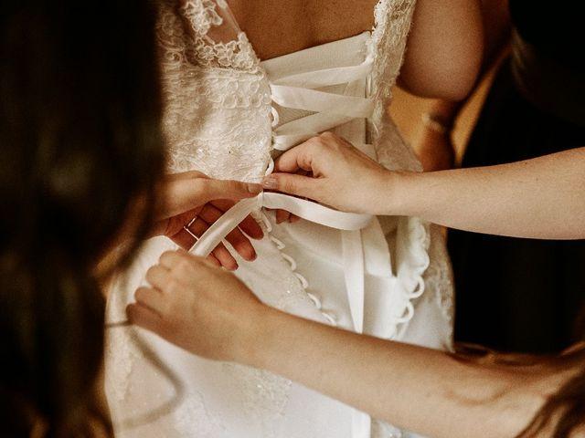 La boda de Marcos y Vanessa en Oseira, Orense 20