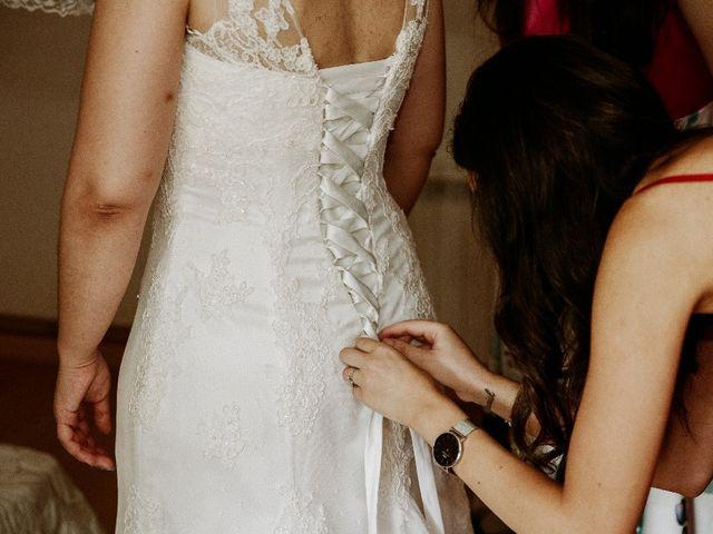 La boda de Marcos y Vanessa en Oseira, Orense 23