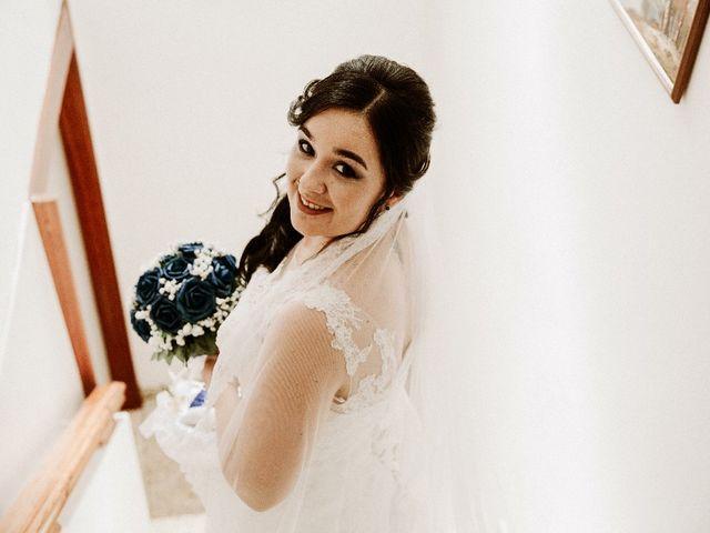 La boda de Marcos y Vanessa en Oseira, Orense 29